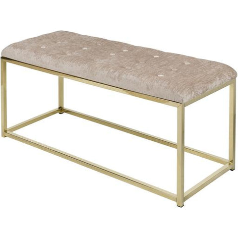 Image of Rigsby Bench ~ Taupe - Cece & Me - Home and Gifts