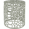 Risa Stool ~ Light Gray - Cece & Me - Home and Gifts