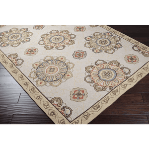 Rollinson Rug ~ Cream - Cece & Me - Home and Gifts