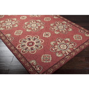 Rollinson Rug ~ Rust - Cece & Me - Home and Gifts