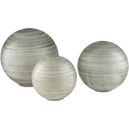 Rondure Glass Decor (Set of 3)