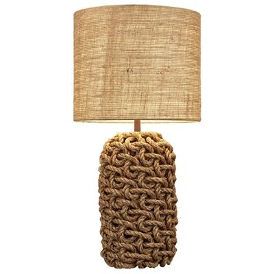 Rope Table Lamp - Cece & Me - Home and Gifts