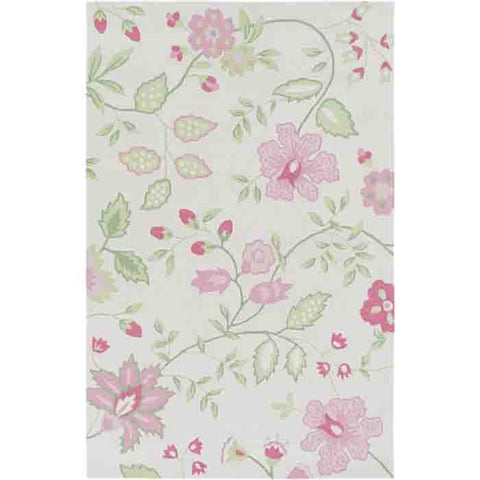 Skidaddle Rug ~ Pink - Cece & Me - Home and Gifts