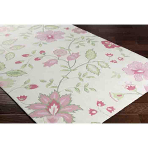 Image of Skidaddle Rug ~ Pink - Cece & Me - Home and Gifts