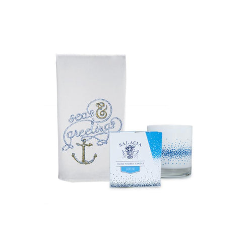 Seas and Greetings Gift Set - Cece & Me - Home and Gifts