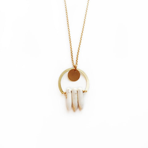Image of Saba Necklace - Cece & Me - Home and Gifts