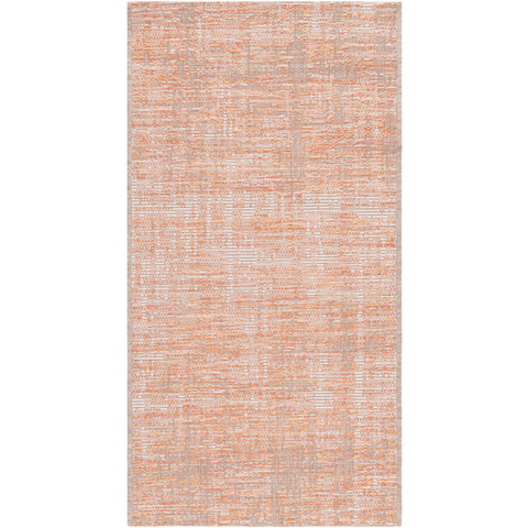 Image of Santa Cruz II Outdoor Rug ~ Burnt Orange - Cece & Me - Home and Gifts