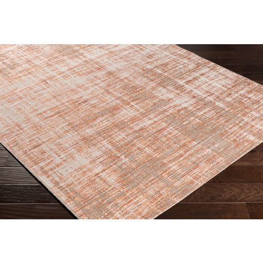 Santa Cruz II Outdoor Rug ~ Burnt Orange - Cece & Me - Home and Gifts
