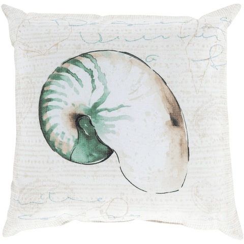 Seashell Pillow III - Cece & Me - Home and Gifts