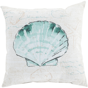 Seashell Pillow II - Cece & Me - Home and Gifts