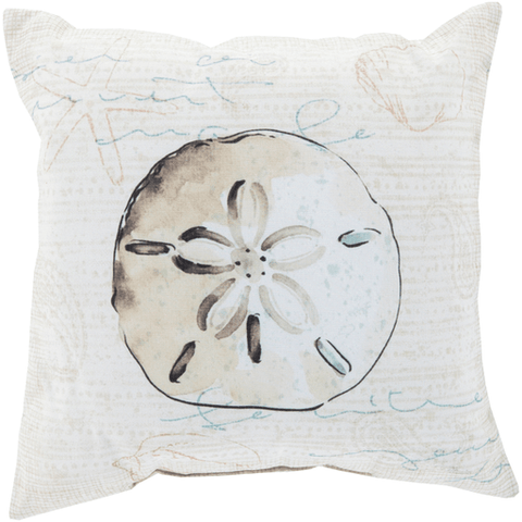 Seashell Pillow I - Cece & Me - Home and Gifts