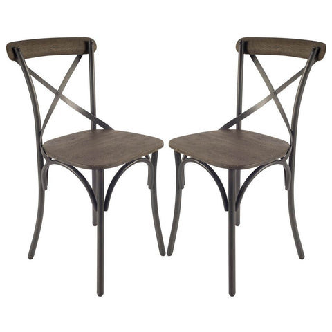 Etienne Chairs (Set of 2) - Cece & Me - Home and Gifts