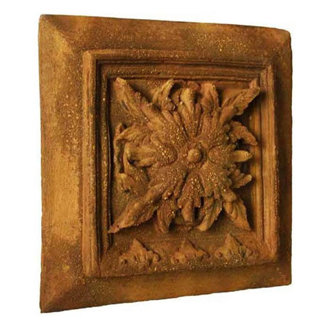 Image of Seville Leaf Plaque - Cece & Me - Home and Gifts