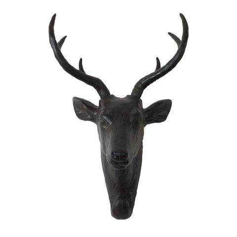 Shabby Gorgeous Deco Deer Black - Cece & Me - Home and Gifts