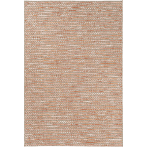 Image of Sibun Rug ~ Camel/Bright Pink/Bright Orange/White - Cece & Me - Home and Gifts