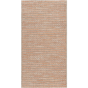 Sibun Rug ~ Camel/Bright Pink/Bright Orange/White - Cece & Me - Home and Gifts