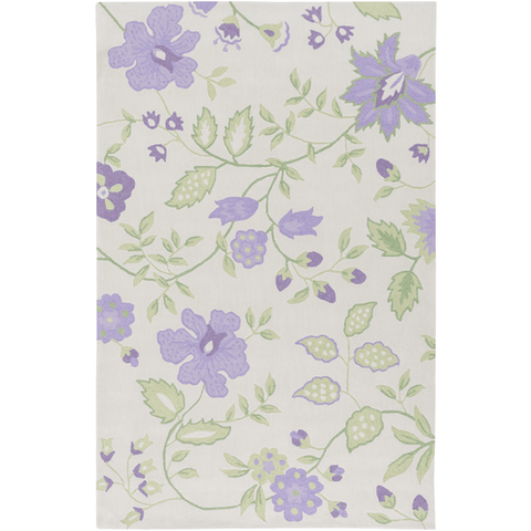Image of Skidaddle Rug ~ Violet - Cece & Me - Home and Gifts