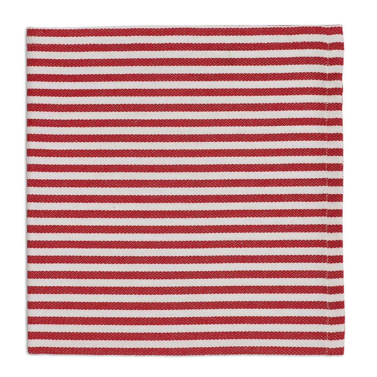 Sleigh Ride Stripe Napkin (Set of 4) - Cece & Me - Home and Gifts