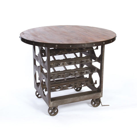 Sonoma Cellar Table - Cece & Me - Home and Gifts