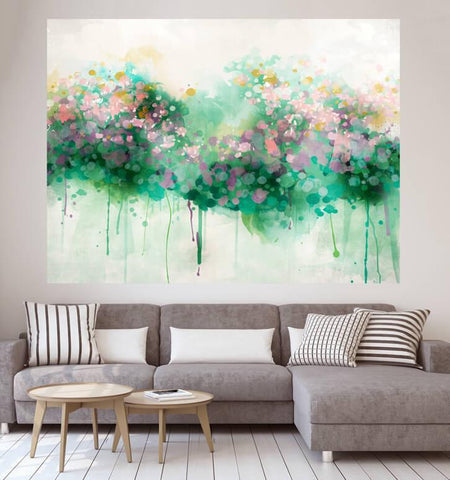 Spring Bloom Mural Decals - Cece & Me - Home and Gifts