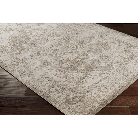 Image of Stardust Rug ~ Khaki/Black/Ivory - Cece & Me - Home and Gifts