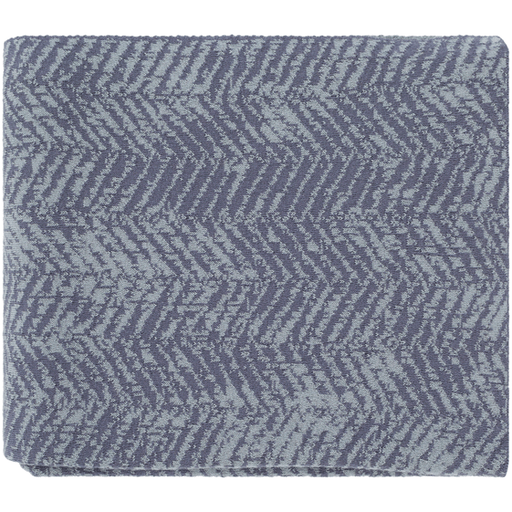 Stefan Throw ~ Dark Blue - Cece & Me - Home and Gifts