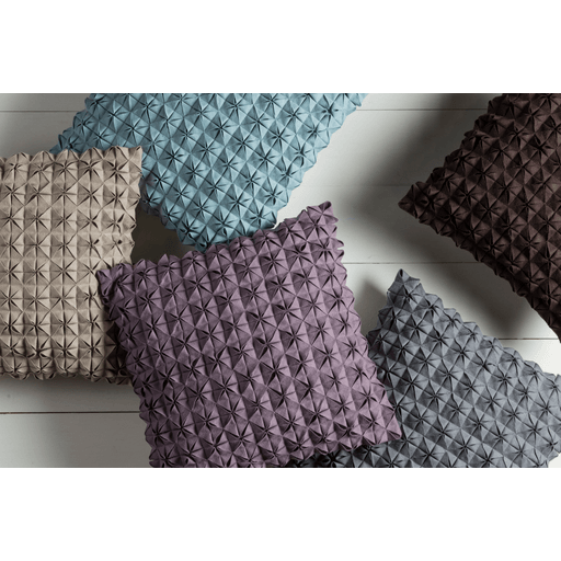 Structure Pillow ~ Medium Gray - Cece & Me - Home and Gifts