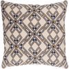 Subira Pillow ~ Navy/Tan - Cece & Me - Home and Gifts