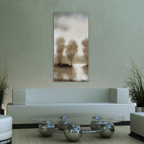 Image of Subtle Reflection A ~ Tempered Art Glass - Cece & Me - Home and Gifts