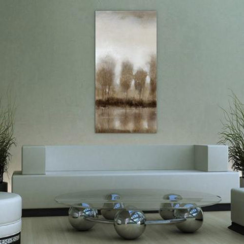 Subtle Reflection C ~ Tempered Art Glass - Cece & Me - Home and Gifts