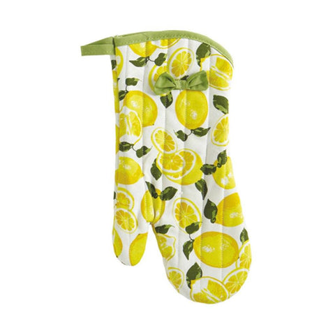 Image of Summer Lemons Gigi Apron with Towel - Cece & Me - Home and Gifts
