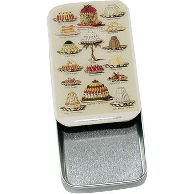Sweetest Tin, Pill Box, Treasure box, Pill Box, Treasure Box, Jewelry box, Card Case - Large - Cece & Me - Home and Gifts