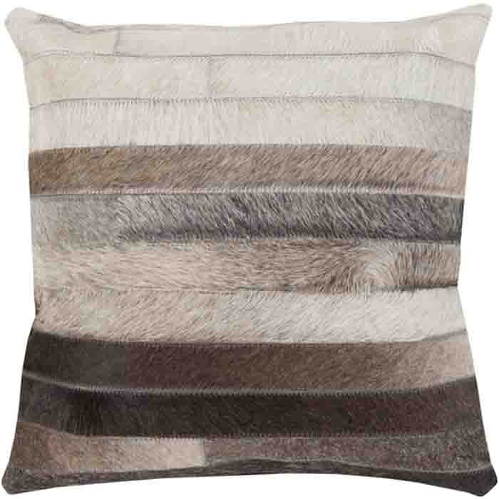 Trail Cowhide Pillow III - Cece & Me - Home and Gifts