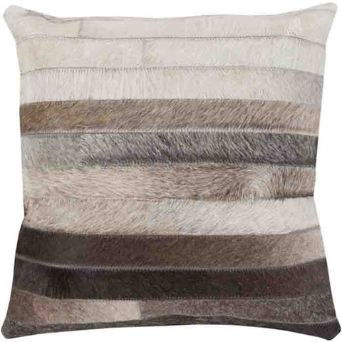 Image of Trail Cowhide Pillow III - Cece & Me - Home and Gifts