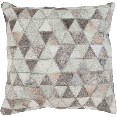 Image of Trail Cowhide Pillow II - Cece & Me - Home and Gifts