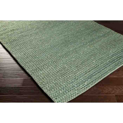 Image of Tropics Jute Rug ~ Sage - Cece & Me - Home and Gifts