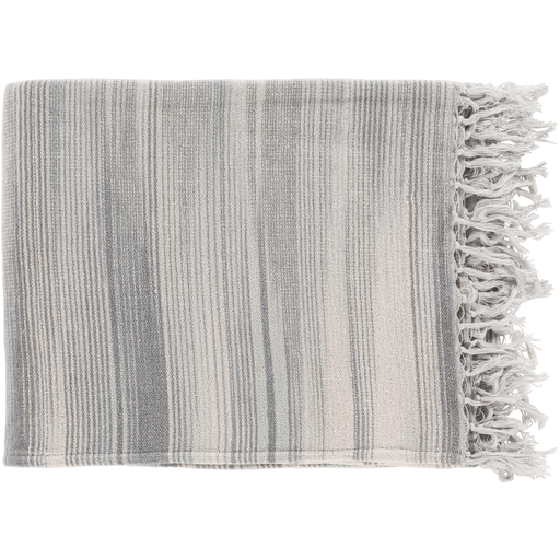 Tanga Throw ~ Gray - Cece & Me - Home and Gifts