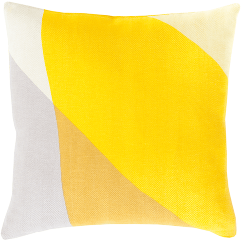Teori Pillow ~ Bright Yellow - Cece & Me - Home and Gifts