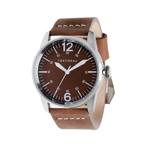 Nubuck Watch - Cece & Me - Home and Gifts