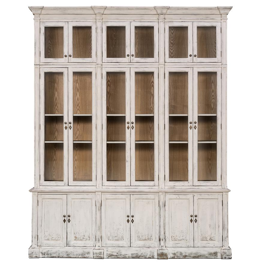 The Country Glassfront Cabinet
