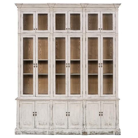 The Country Glassfront Cabinet - Cece & Me - Home and Gifts