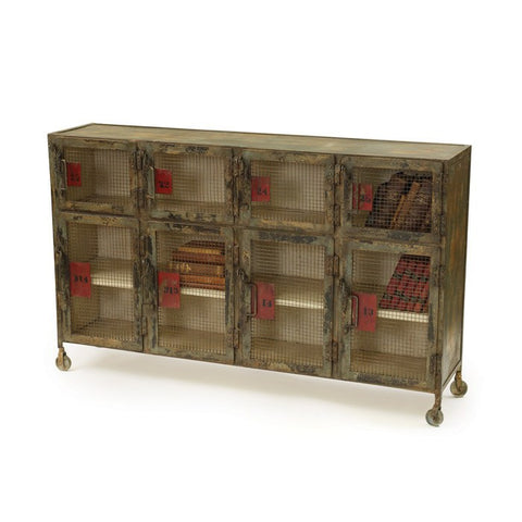The Industrial Cabinet - Cece & Me - Home and Gifts