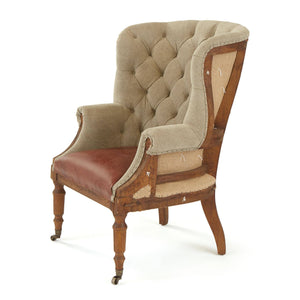 The Ivy Wing Arm Chair - Cece & Me - Home and Gifts