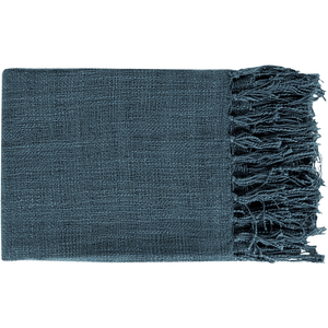 Tilda Throw ~ Navy - Cece & Me - Home and Gifts