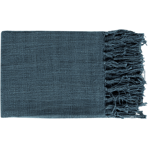 Image of Tilda Throw ~ Navy - Cece & Me - Home and Gifts