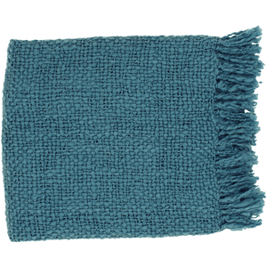 Tobias Throw ~ Teal - Cece & Me - Home and Gifts