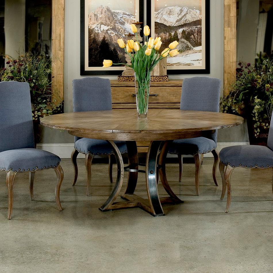 Tower Jupe Dining Table Small
