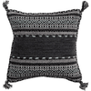Trenza Pillow ~ Charcoal - Cece & Me - Home and Gifts