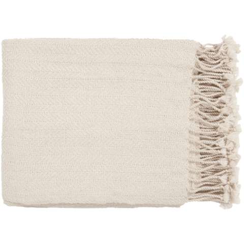 Image of Turner Throw ~ Khaki - Cece & Me - Home and Gifts