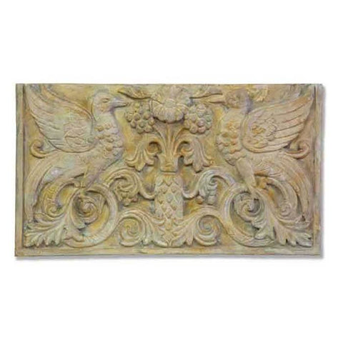Image of Two Bird Plaque - Cece & Me - Home and Gifts